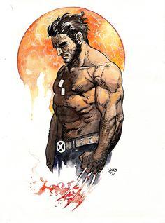 Logan by Lan Medina