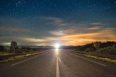 Infinity Road, Barragem Alqueva.