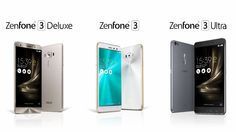 The folks over ASUS are killing it. What do you think about their new #Zenfone3 line-up?