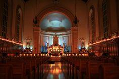 Loretto Chapel, El Paso, Texas
