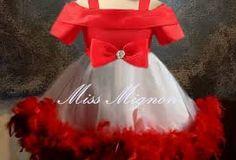 Imagini pentru rochite pentru fetite de craciun