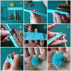 Misc Quilling Tutorials - A Must!