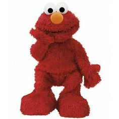 C'mon Elmo, make me laugh