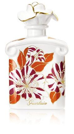 Guerlain Fall Flowers Perfume for Fall 2017 – Beauty Trends and Latest Makeup Collections Flower Perfume, Flower Festival, Lipstick Case, Cosmetics & Perfume, Latest Makeup, Floral Theme, Vintage Perfume Bottles, Fragrance Parfum, Make Up Collection