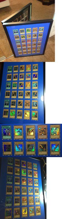 Yu-Gi-Oh Individual Cards 31395: 1St Edition Uncut Sheet Lob Ultra Rares Exodia S Blue Eyes White Dragon Yugioh -> BUY IT NOW ONLY: $9990.75 on eBay!