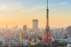 Tokyo Tower    Great Japan Trip 2018: The plan!    Check it and share your opinion!