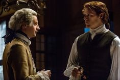 "Official Photos from 'Outlander' Episode 205, ""Untimely Resurrection"""
