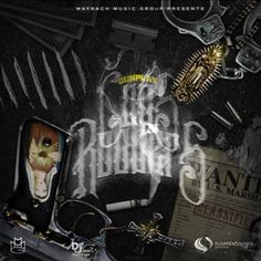 Gunplay is back with his latest goon music opus Cops & Robbers. Features include Pusha T, Yo Gotti, Alley Boy, Rick Ross, Rockie Fresh, Trina and A$AP Rocky.