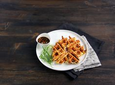 This is my Korean seafood pancake, but in waffle form! I show you how to make it in the original method, and if you have a waffle iron or a waffle maker at home. I show you how to make an awesome, …
