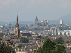 Photo: http://commons.wikimedia.org/wiki/File:View_of_Glasgow_from_Queens_Park.jpg