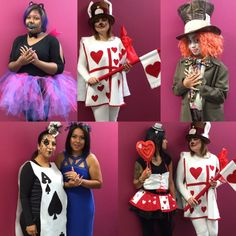 Here's another look from #hihollywood Alice in Wonderland Showcase. All characters were designed by our talented students❤️💙💖 #hi #hibc #hollywoodinstitute #hijourney #beauty #beautyschool #cosmetology #hairstylist #hairstyle #hair #makeup #mua #makeupoftheday #motd #look #lookoftheday #glam #aliceinwonderland