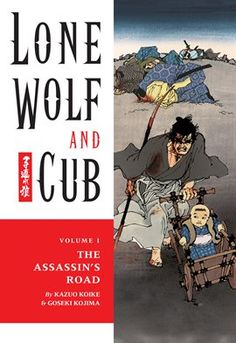Dark Horse Comics is proud to present one of the authentic landmarks in graphic fiction, Lone Wolf and Cub, to be published in its entirety for the first time in America. An epic samurai adventure of staggering proportions - over 7000 pages - Lone Wolf and Cub (Kozure Okami in Japan) is acknowledged worldwide for the brilliant writing of series creator Kazuo Koike and the groundbreaking cinematic visuals of the late Goseki Kojima, creating unforgettable imagery of stark beauty, kinetic fury…