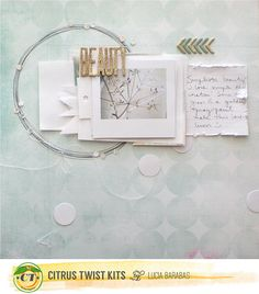 Citrus Twist Kits September 2014 Add-On kit // Pinned from luciabarabas.com by Lucia Barabas