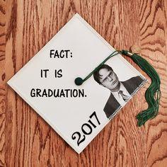 The Office graduation cap - AMH 2017