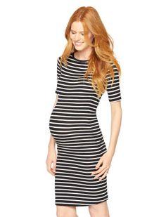 Bcbg Max Azria Briza Maternity Dress