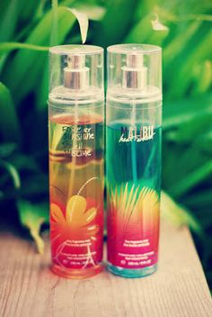 Bath and Bodyworks - Love Forever Sunshine!