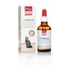 FELIWURM FÜR KATZEN Pet Health, Hot Sauce Bottles, Food, Apothecary, Cats, Health, Animales, Essen, Meals