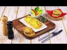 Omelett aus dem Beutel - YouTube