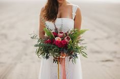 Beautiful boho luxe wedding inspiration
