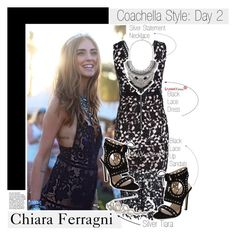 """Coachella Style: Day 2"" by vanjazivadinovic ❤ liked on Polyvore featuring River Island"