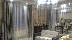 для декора окон в этом интерьере дизайнер @zuevanatalia73 использовала #жаккард #FLORIO, коллекция #Clara #galleria_arben #портьеры #шторы
