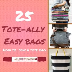 If there is one project you should master when you start sewing, it is how to sew a tote bag. Sewing tote bags is insanely easy and rewarding. Totes bags are one of the most versatile easy sewing projects you will come across. After learning how to sew a tote bag, you can use the …