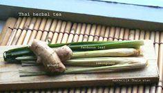 "Makkelijk Thais eten...""Simple Thai Food""...อาหารไทยง่ายๆ: Thai Herbal tea/ Thaise kruiden thee ชาสมุนไพร"