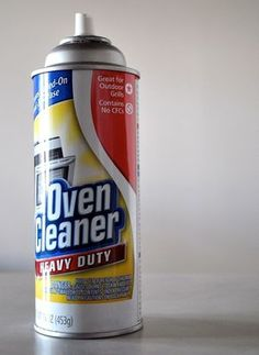 Tons Of Unique Uses For Easy Off Oven Cleaner Cleaning