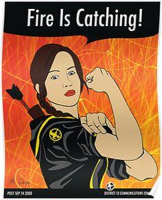 Katniss the Riveter