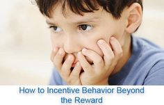 There are ways to get your child to do things besides giving rewards