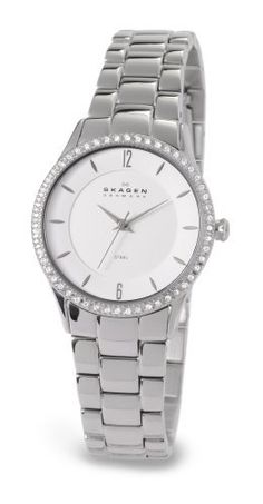 Skagen Women's 347SSX Stainless Steel Bracelet Watch Skagen. $73.19
