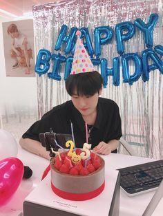 All Band, Birthday Cake, Happy Birthday, Kpop, Party, Desserts, Summer, Boys, Cloud