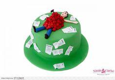 Figurka na torcie, tort z figurką, torty dla dorosłych,… na Stylowi.pl