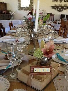 Vintage table setting 84