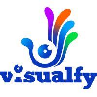 un logo muy bonito el de Visualfy!!