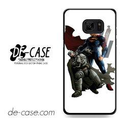 Batman V Superman Arts DEAL-1551 Samsung Phonecase Cover For Samsung Galaxy Note 7