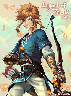 Legend of Zelda 2015 <==== *smacks head on wall* CANT. WAIT.ANY.LONGER!!!