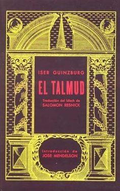 TALMUD, EL    ISER GUINZBURG    SIGMARLIBROS