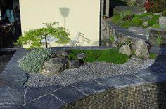neuer Zengarten im Tessin