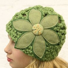 Inspired by french romantic style, graphic flowers, and vintage croche hat
