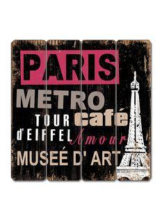 A Loja do Gato Preto | Painel Paris #alojadogatopreto