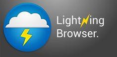 Lightning Browser + 2.2 APK Free Download - APK Stall