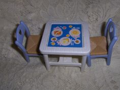 Fisher Price Loving Family or Dream Dollhouse White Flip Kitchen Breakfast Table This was the best, one side was plain wood then flip and it was breakfast 90s Childhood, Childhood Memories, Loving Family Dollhouse, Fisher Price Toys, 90s Nostalgia, Tiny Treasures, Ol Days, 90s Kids, Inner Child