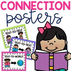 These free connection posters include: Text-To-SelfText-To-TextText-To-World...