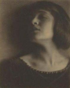 Edward Weston -Tina Modotti -1921