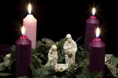 Here you will find a brief explanation of the colors of Advent and what each color symbolizes.