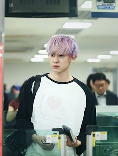 [HQ] #Chanyeol - 170726 Gimpo Airport heading to Tokyo