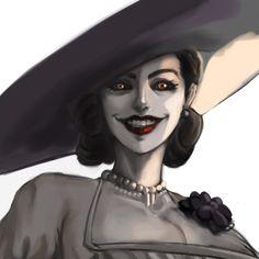 Resident Evil, Lady, Artwork, Work Of Art, Auguste Rodin Artwork, Artworks, Illustrators