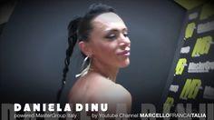 DANIELA DINU Athlete CHARME and BEAUTY powered MASTERGROUP at Rimini Wel...