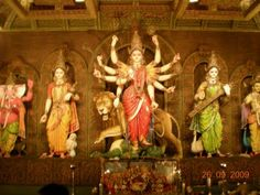 Images of Kolkata Durga Puja